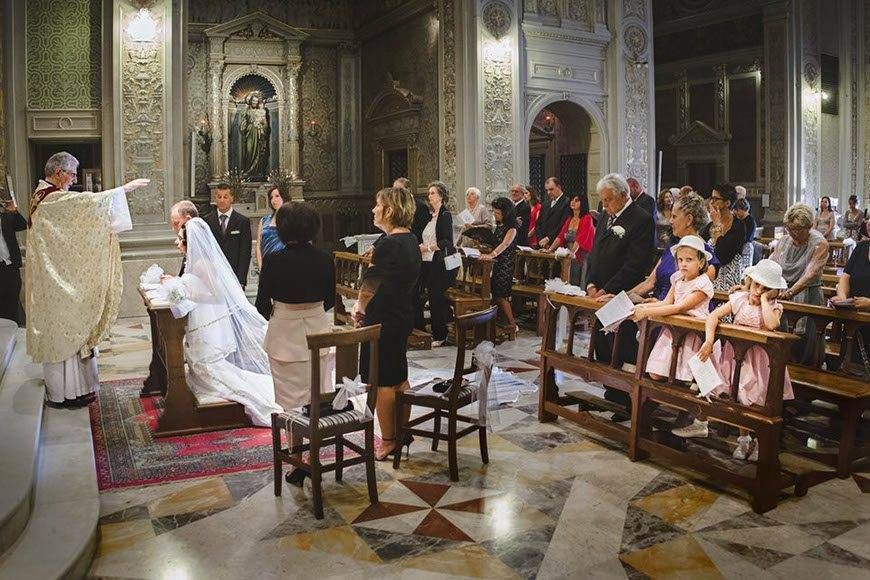 italy wedding catholic church - Luxury Wedding Gallery