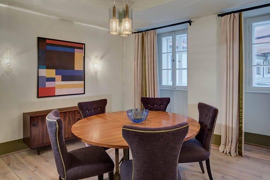 lux4310gr 179471 Moser Suite dining room - Luxury Wedding Gallery