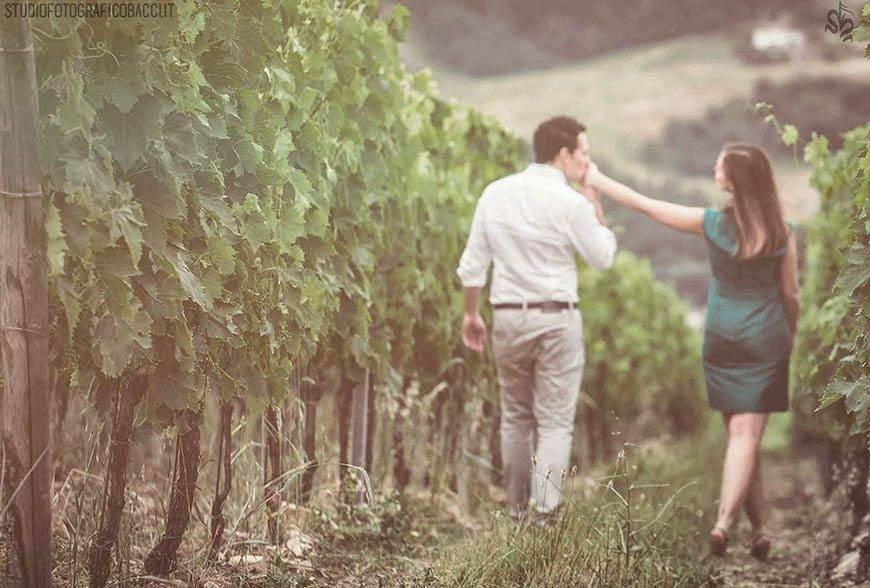 romantic engagement in tuscany - Luxury Wedding Gallery
