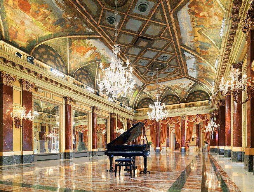 str71br 85309 Ritz Piano - Luxury Wedding Gallery