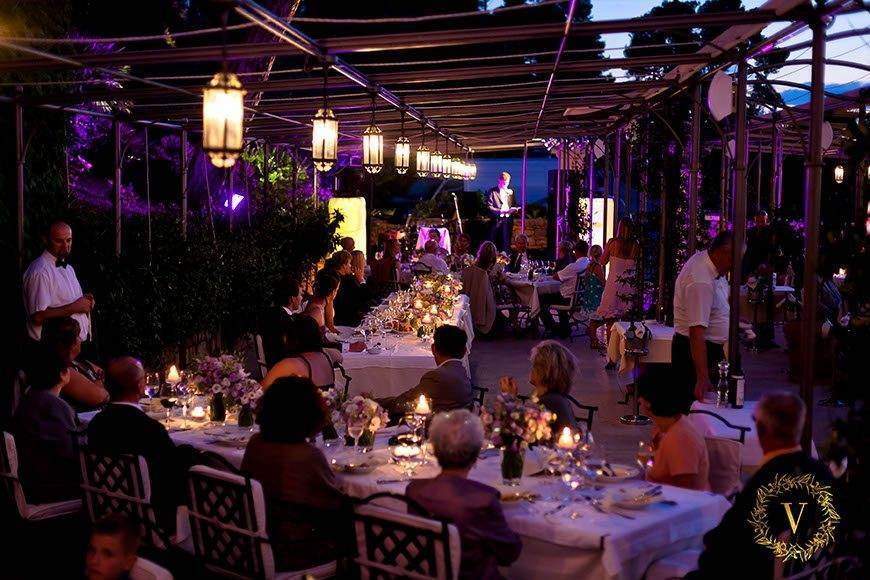summer destination wedding in a luxury venue on the island of Solta - Luxury Wedding Gallery