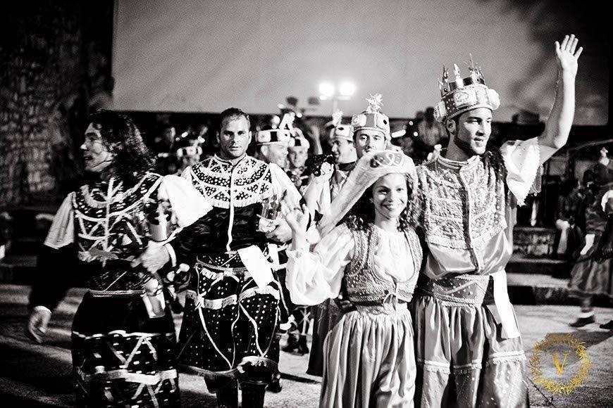 traditional-Moreska-dance-organised-for-a-wedding-in-Korcula