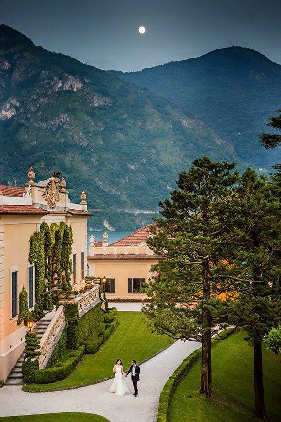 villa balbianello lake como wedding - Luxury Wedding Gallery