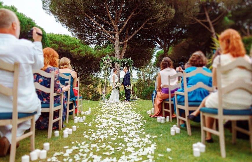 villa wedding portugal - Luxury Wedding Gallery