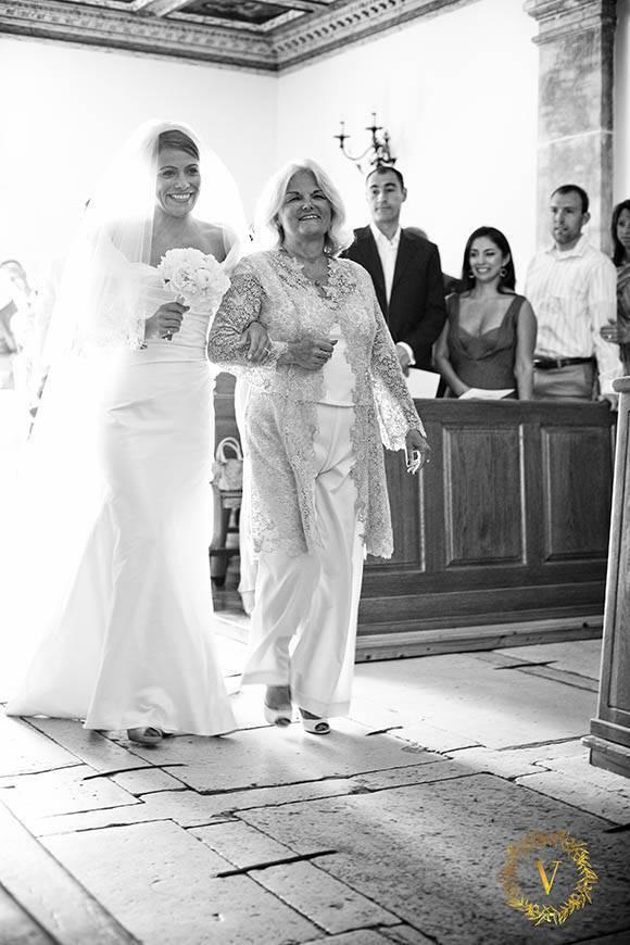 walking down the aisle - Luxury Wedding Gallery
