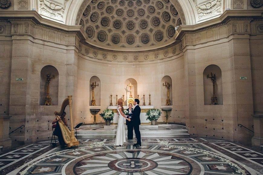 wedding in paris - Luxury Wedding Gallery