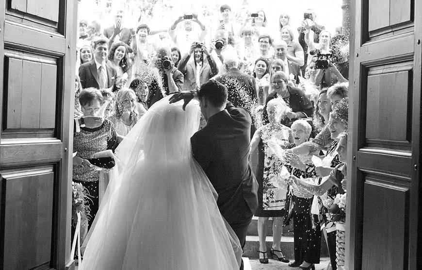 wedding ceremony tuscany - Luxury Wedding Gallery