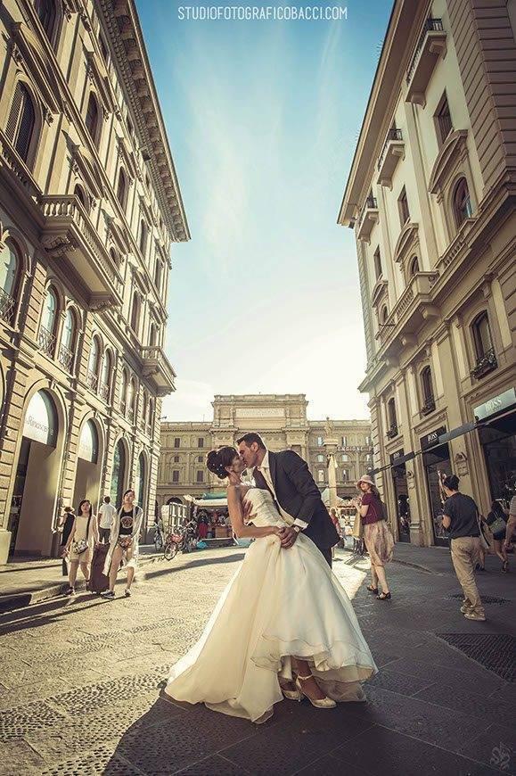 wedding couple florence - Luxury Wedding Gallery