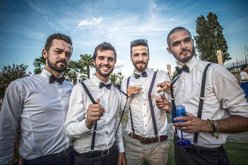 wedding guests - Luxury Wedding Gallery