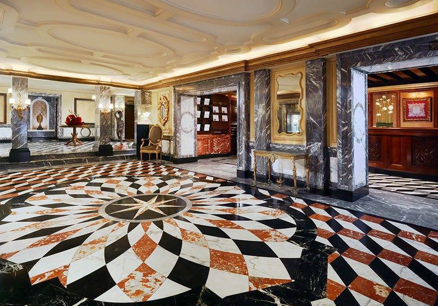 wes75lo 144434 Entrance Lobby - Luxury Wedding Gallery