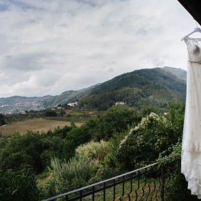An Autumnal Wedding Set On The Hills Of Tuscany