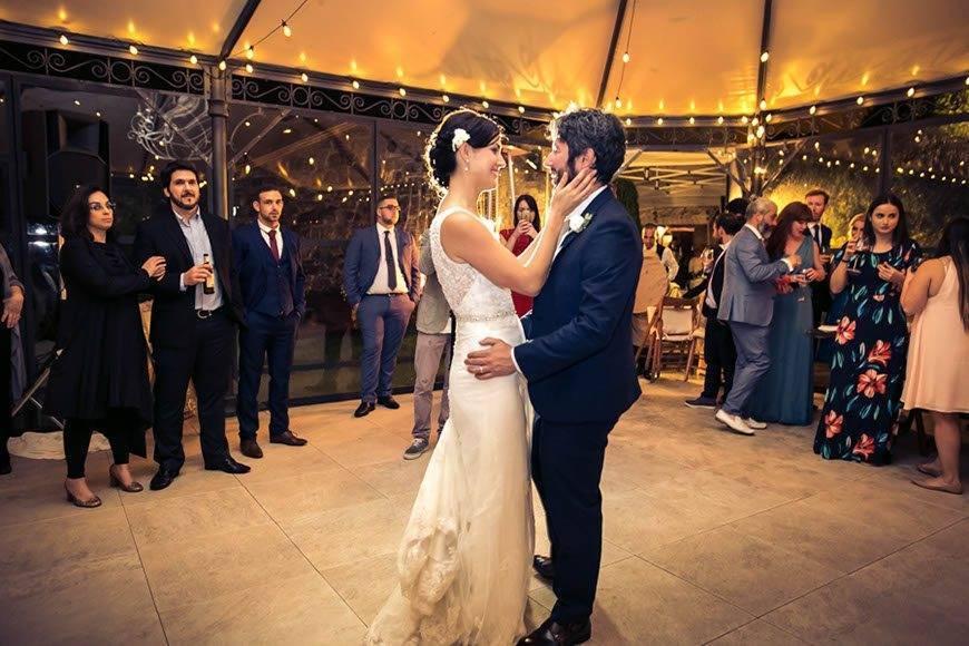First Wedding Dance Italy