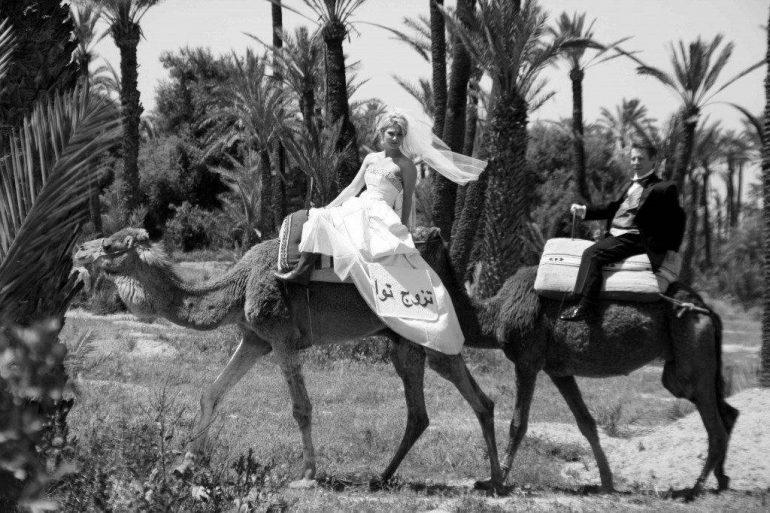 A designer wedding Marrakech style