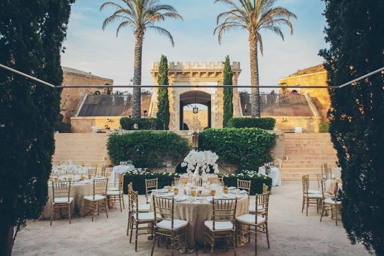 Cap Rocat wedding by Alago Events - Luxury Wedding Gallery