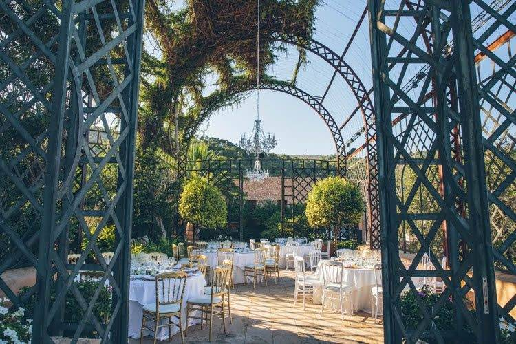 Fairytale wedding venue in Mallorca by Alago Events - Luxury Wedding Gallery