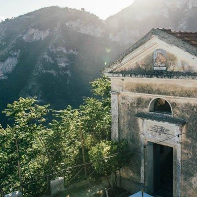 A Botanical Wedding On The Amalfi Coast