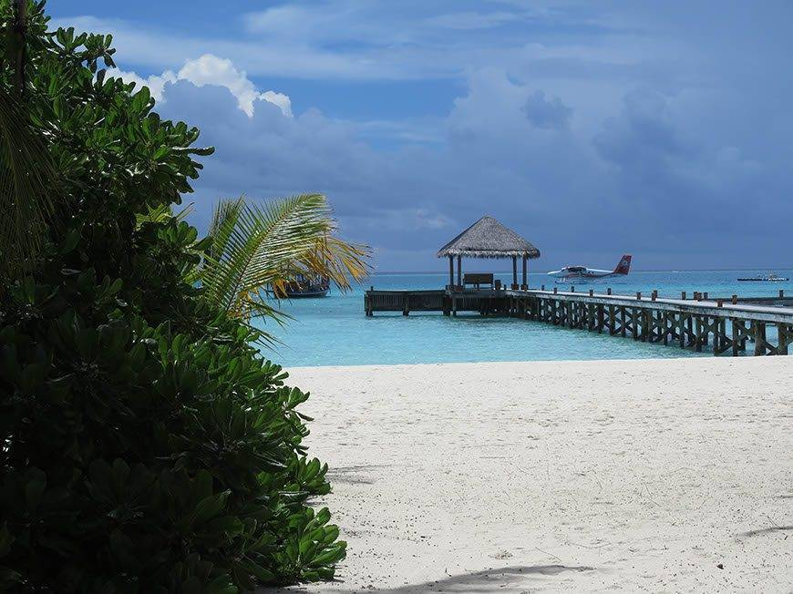 Mirihi is picture perfect Maldives