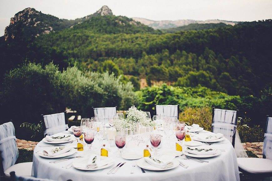 Olive themed wedding by Alago Events - Luxury Wedding Gallery