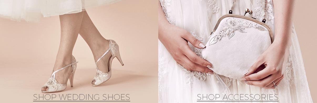 Rachel Simpson bridal collection