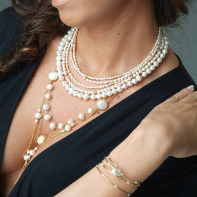 What makes good pearl jewellery