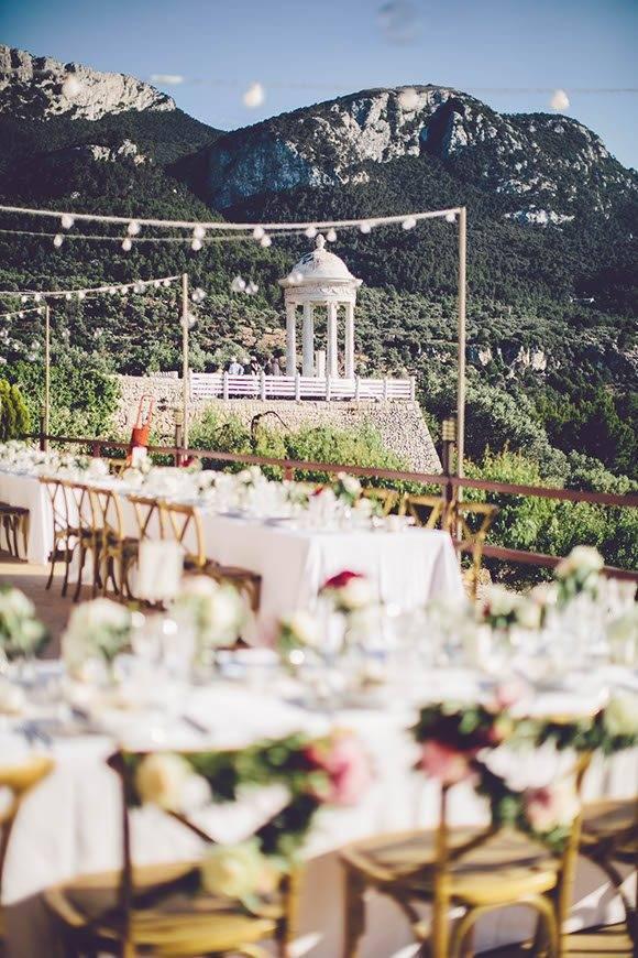 Unique Wedding Venue Decor by Alago Events - Luxury Wedding Gallery