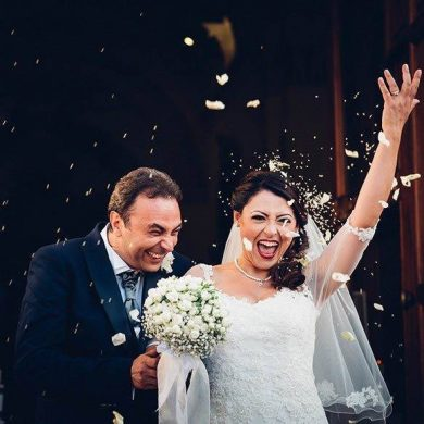 Enchanting Wedding Ceremony Set In Puglia Italy