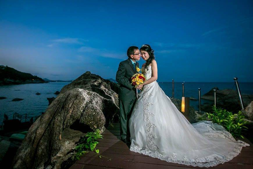 Wedding Photo Kala Samui 10 - Luxury Wedding Gallery