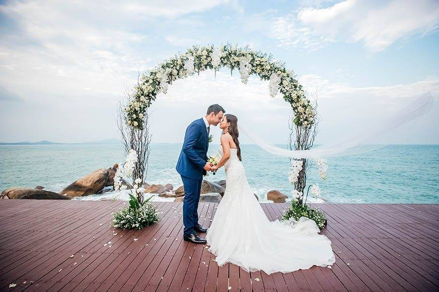 Wedding Photo Kala Samui 2 - Luxury Wedding Gallery