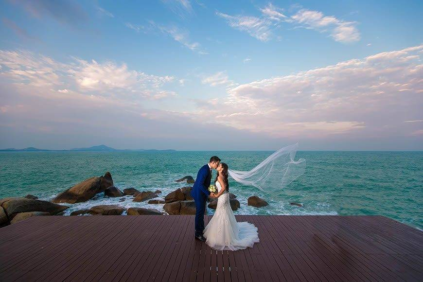 Wedding Photo Kala Samui 3 - Luxury Wedding Gallery