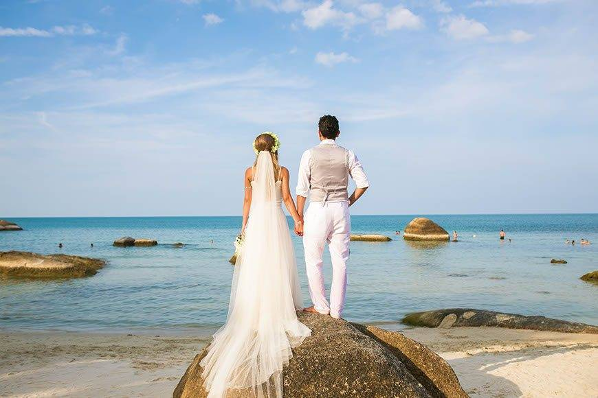 Wedding Photo Kala Samui 8 - Luxury Wedding Gallery