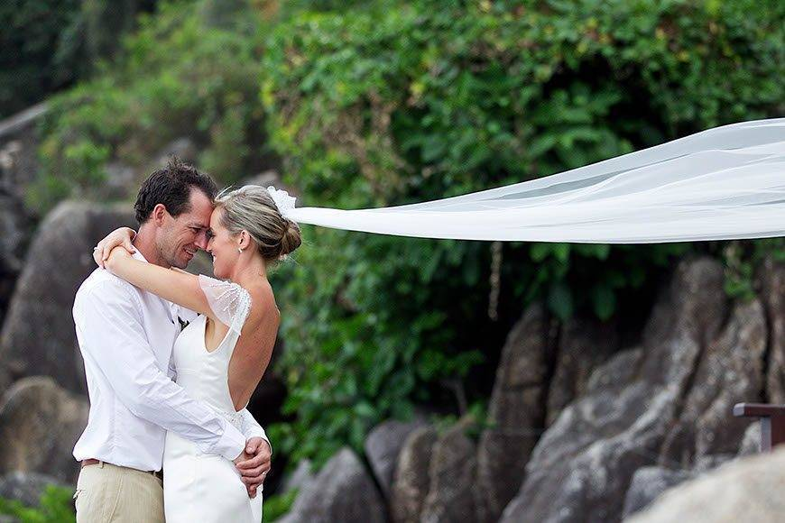 Wedding Photo Kala Samui - Luxury Wedding Gallery
