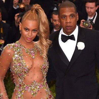 Beyonce and Jay-Z Tie The Knot