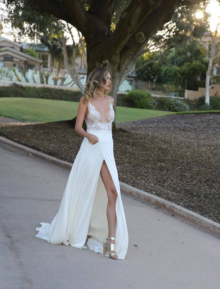 A simple and elegant number from Erin Cole