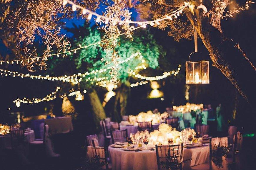 magical garden wedding by Alago Events - Luxury Wedding Gallery