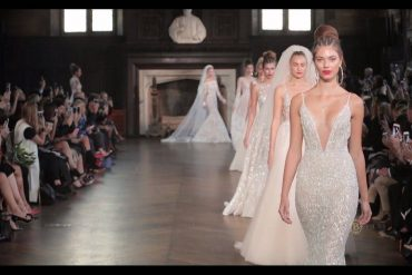 BERTA FW 2017 Bridal Collection Runway – Full Show