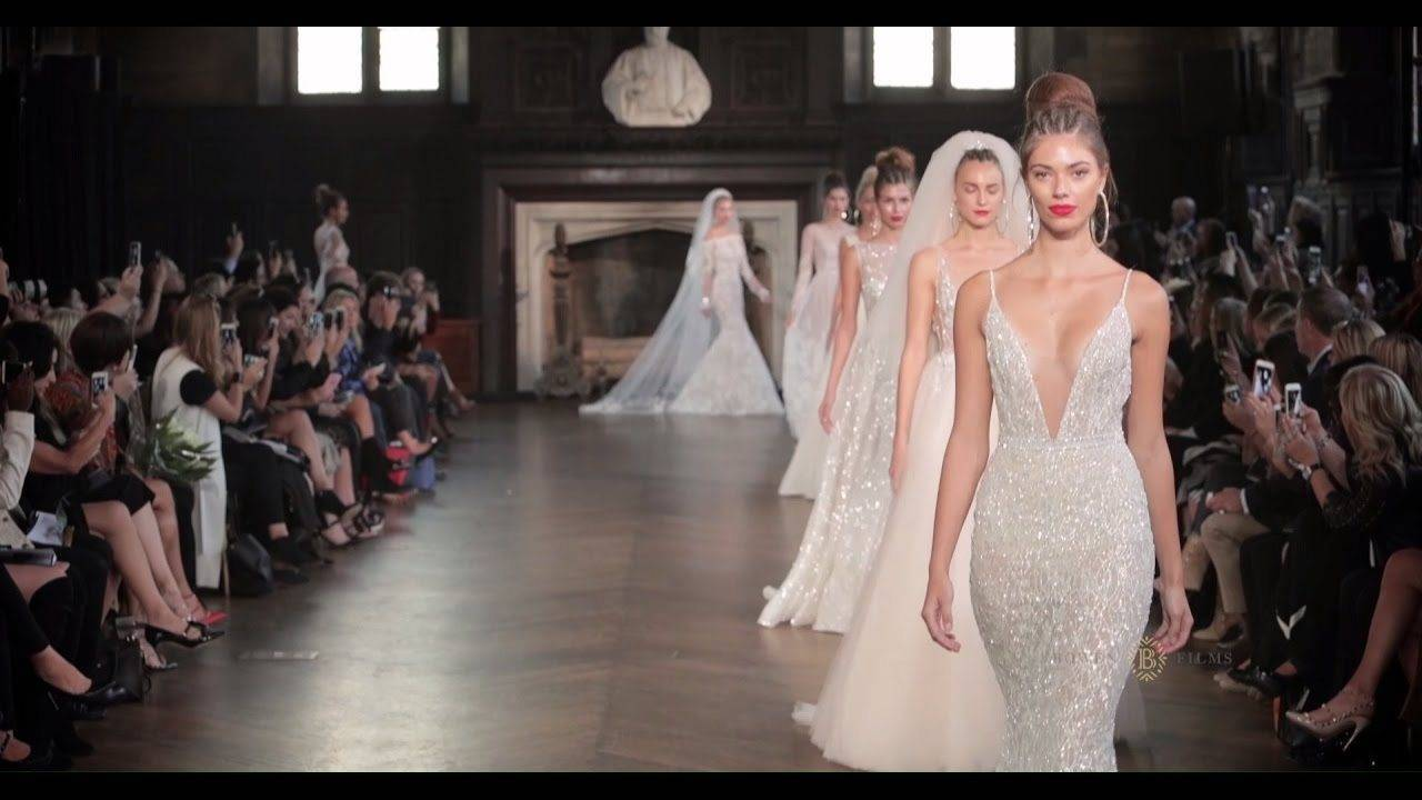 BERTA FW 2017 Bridal Collection Runway – Full Show