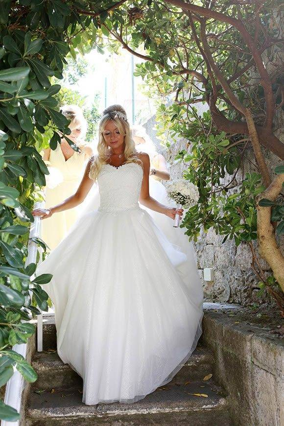 Real Wedding In Sorrento