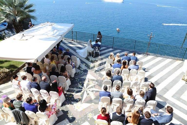 Luxury Wedding Sorrento