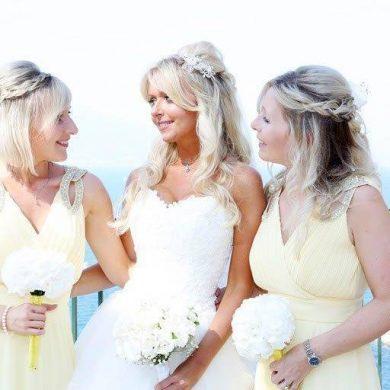 Summer Sorrento Wedding