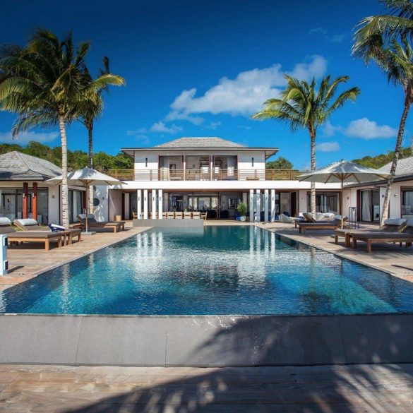 Luxury villa rockstar the ultimate honeymoon in St Barths