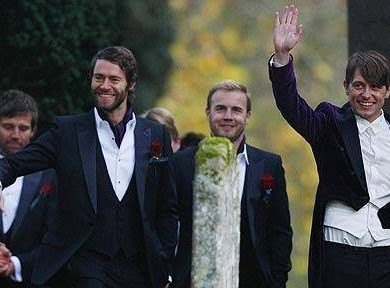The Wedding of Mark Owen & Emma Ferguson
