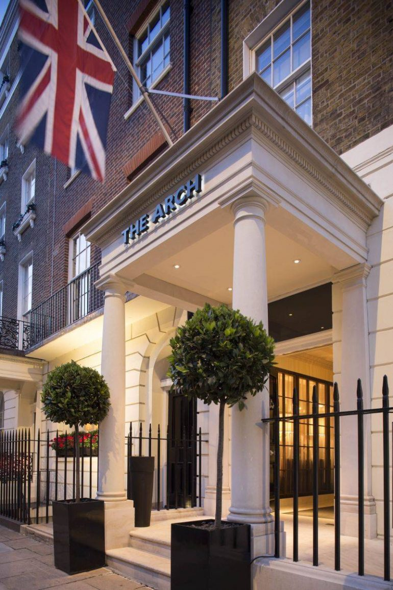 Review: The Marvelous Arch London