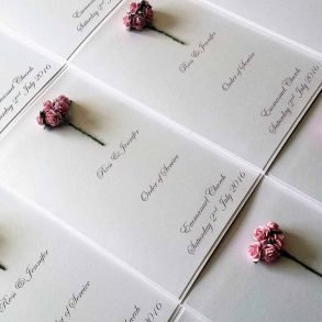 Amarie Bridal Stationery – Gallery