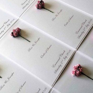 Amarie Bridal Stationery – Gallery