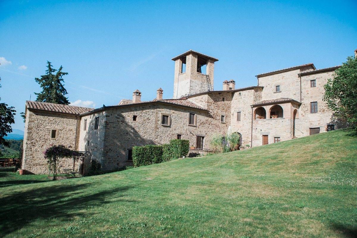 Abbazia San Faustino - The Abbazia San Faustino – Gallery