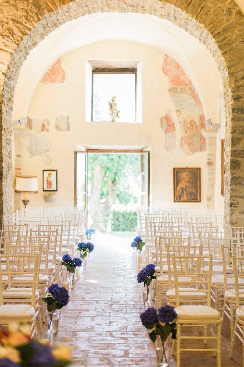 Civil cerimony - The Abbazia San Faustino – Gallery