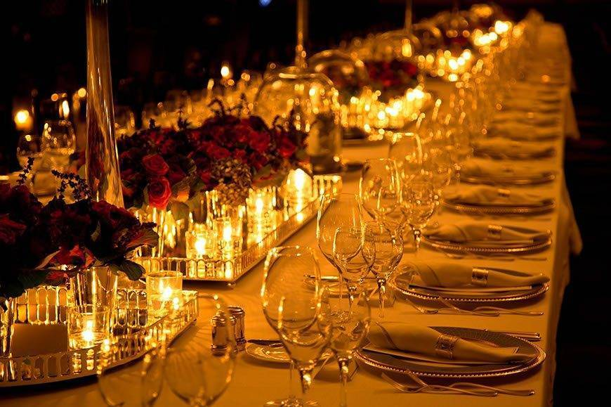 Dinner Party Soirees - Luxury Wedding Gallery