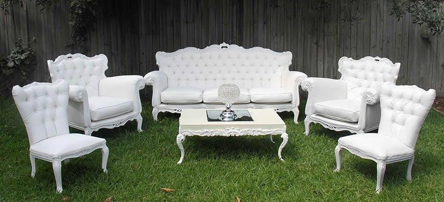 Elegant Garden Parties - Luxury Wedding Gallery