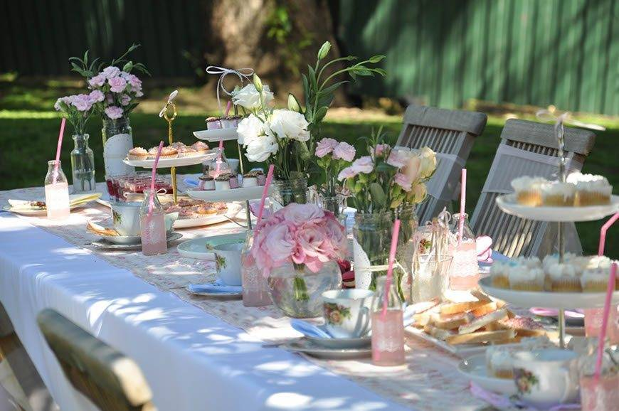 Garden Parties - Luxury Wedding Gallery