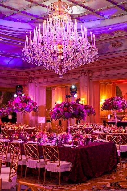 George V Ballroom pink - Rendez-vous in Paris – Gallery